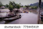 krabi  thailand   july 05 2017  ... | Shutterstock . vector #775445419