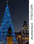 Christmas Tree At Puerta Del...