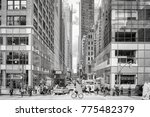 new york city  usa   may 26 ... | Shutterstock . vector #775482379