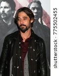 """Small photo of LOS ANGELES - DEC 14: Ryan Bingham at the """"Hostiles"""" Premiere at Samuel Goldwyn Theater, The Academy of Motion Picture Arts and Sciences on December 14, 2017 in Beverly Hills, CA"""