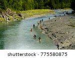 Russian River  Alaska   8 17...
