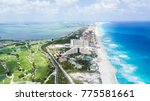 beautiful tourist area of... | Shutterstock . vector #775581661