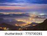 fantancy light of ruibing... | Shutterstock . vector #775730281