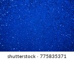 background of abstract blue... | Shutterstock . vector #775835371