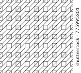 seamless surface pattern design ... | Shutterstock .eps vector #775995301