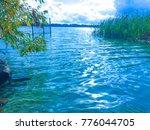 on the beach iii | Shutterstock . vector #776044705