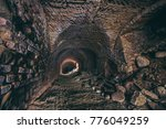 Underground Passage. Tunnel. A...