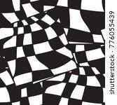 vector illustration  optical... | Shutterstock .eps vector #776055439