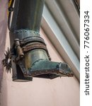 tallinn old medieval town long... | Shutterstock . vector #776067334