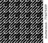seamless surface pattern design ... | Shutterstock .eps vector #776075359