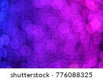illumination in kanagawa | Shutterstock . vector #776088325