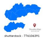 couple set map blue map of... | Shutterstock .eps vector #776106391