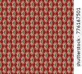 flower vector seamless pattern... | Shutterstock .eps vector #776167501
