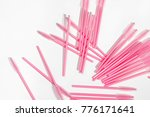 microblooding of eyebrows   Shutterstock . vector #776171641