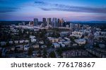 bellevue washington downtown... | Shutterstock . vector #776178367