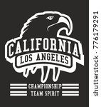 california los angeles athletic ... | Shutterstock .eps vector #776179291