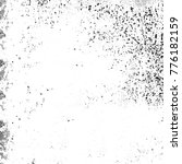 grunge black white. abstract...   Shutterstock . vector #776182159