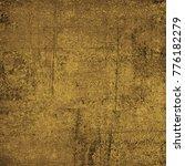 brown grunge background. dirty... | Shutterstock . vector #776182279