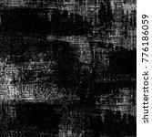 grunge black white. monochrome... | Shutterstock . vector #776186059