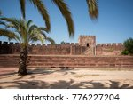 the castelo in the old town of... | Shutterstock . vector #776227204