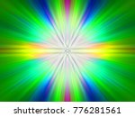 multicolor abstract background... | Shutterstock . vector #776281561