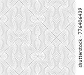 vector seamless pattern. modern ... | Shutterstock .eps vector #776406439