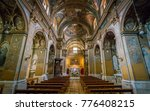 the church of saint george in... | Shutterstock . vector #776408215