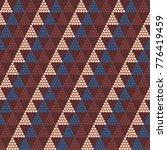 african bead motifs. abstract... | Shutterstock .eps vector #776419459