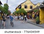 hoi an  vietnam   june 2017 ...   Shutterstock . vector #776434549