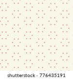 vector pattern  geometric... | Shutterstock .eps vector #776435191