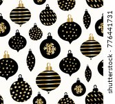 seamless repeating pattern with ... | Shutterstock .eps vector #776441731