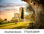Abbey Of Sant'antimo In...