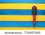 fashionable female comb for... | Shutterstock . vector #776507305