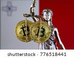 symbol of law and justice ... | Shutterstock . vector #776518441