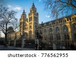 natural history museum of... | Shutterstock . vector #776562955
