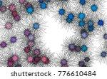 light colored vector template...   Shutterstock .eps vector #776610484