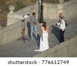 toledo  spain   circa october... | Shutterstock . vector #776612749