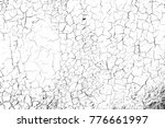 abstract background. monochrome ... | Shutterstock . vector #776661997