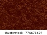 abstract brown marble texture... | Shutterstock .eps vector #776678629