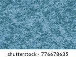 abstract blue marble seamless... | Shutterstock .eps vector #776678635