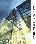 3d rendering of the building | Shutterstock . vector #77674195