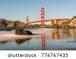 golden gate bridge | Shutterstock . vector #776767435