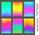 modern gradients smartphone...