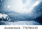 christmas and new year... | Shutterstock . vector #776784145