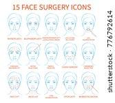 vector illustration  set of 15...   Shutterstock .eps vector #776792614