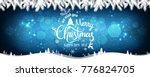 christmas and new year... | Shutterstock .eps vector #776824705