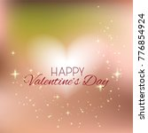 valentines day mesh background | Shutterstock .eps vector #776854924