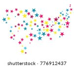 star logo template vector icon... | Shutterstock .eps vector #776912437