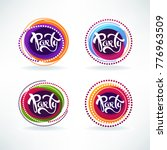 bright and shine party banners  ...   Shutterstock .eps vector #776963509