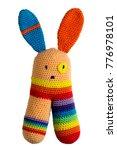 Amigurumi Crocheted Stripped...